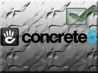 Concrete5 a CMS easy to use, suitable for small and medium websites!